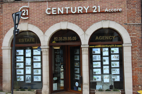 Agence immobilière CENTURY 21 Accore, 76540 VALMONT